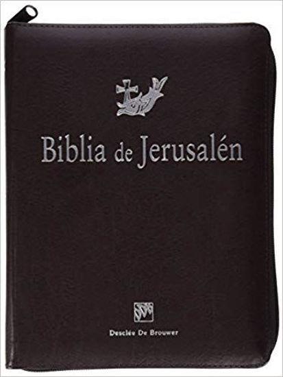 BIBLIA DE JERUSALEN (BOLSILLO CON FORRO)