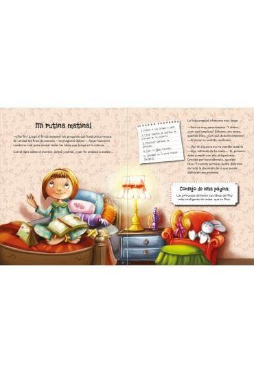 LA PRINCESA JOLINE CON VERSICULOS BIBLICOS