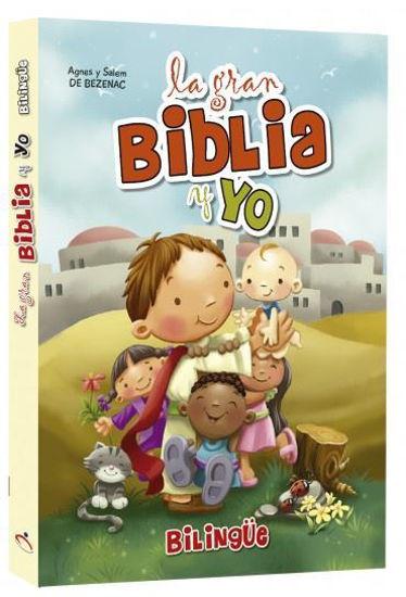 GRAN BIBLIA Y YO BILINGUE