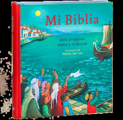 MI BIBLIA PARA IMAGINAR SOÑAR Y DISFRUTAR