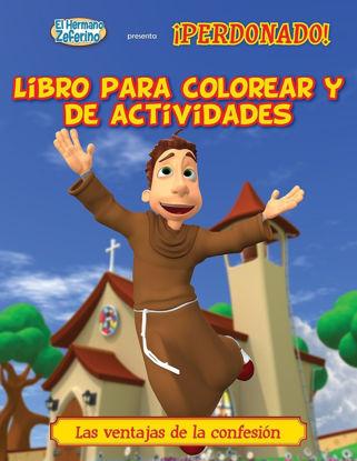 Foto de PERDONADO - LIBRO PARA COLOREAR Y DE ACTIVIDADES
