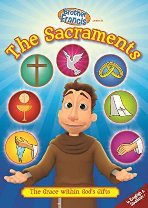 Foto de DVD.SACRAMENTS (BROTHER FRANCIS)