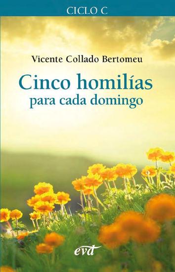 Foto de CINCO HOMILIAS PARA CADA DOMINGO CICLO C  (VD)