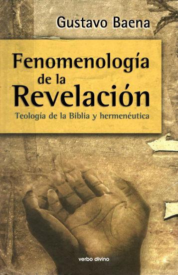 Foto de FENOMENOLOGIA DE LA REVELACION
