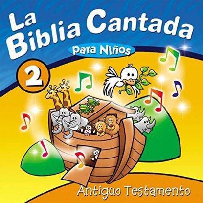Foto de CD.BIBLIA CANTADA PARA NIÑOS 2 *PISTAS*