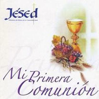 Foto de CD.MI PRIMERA COMUNION (JESED)
