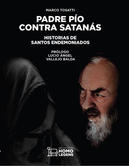 PADRE PIO CONTRA SATANAS