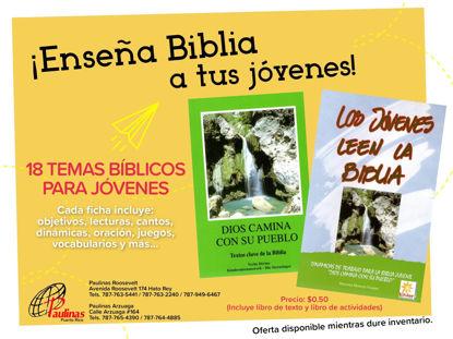 DIOS CAMINA CON SU PUEBLO/LOS JOVENES LEEN LA BIBLIA