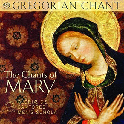 CD.THE CHANTS OF MARY