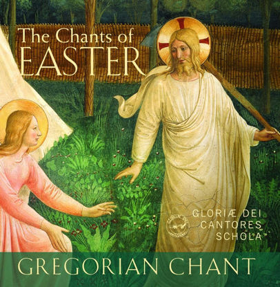 CD.CHANTS OF EASTER (GREGORIANO)