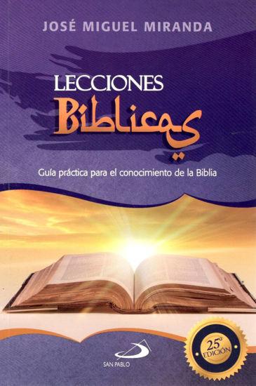 LECCIONES BIBLICAS