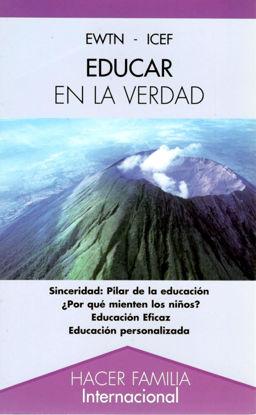 EDUCAR EN LA VERDAD #1 (ADVIENTO EN FAMILIA)