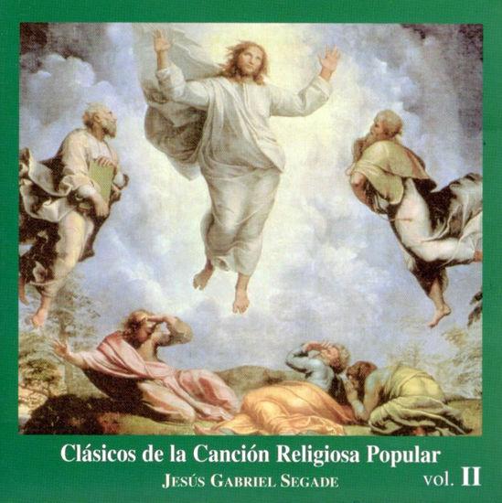 CD.CLASICOS DE LA CANCION RELIGIOSA POPULAR II