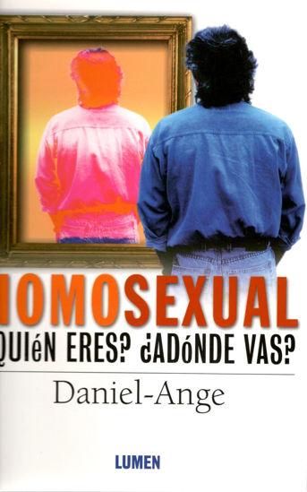 HOMOSEXUAL QUIEN ERES ADONDE VAS