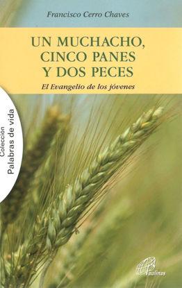 UN MUCHACHO CINCO PANES Y DOS PECES #7