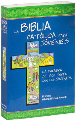 BIBLIA CATOLICA PARA JOVENES (BOLSILLO FLEXIBLE) JUNIOR MISION