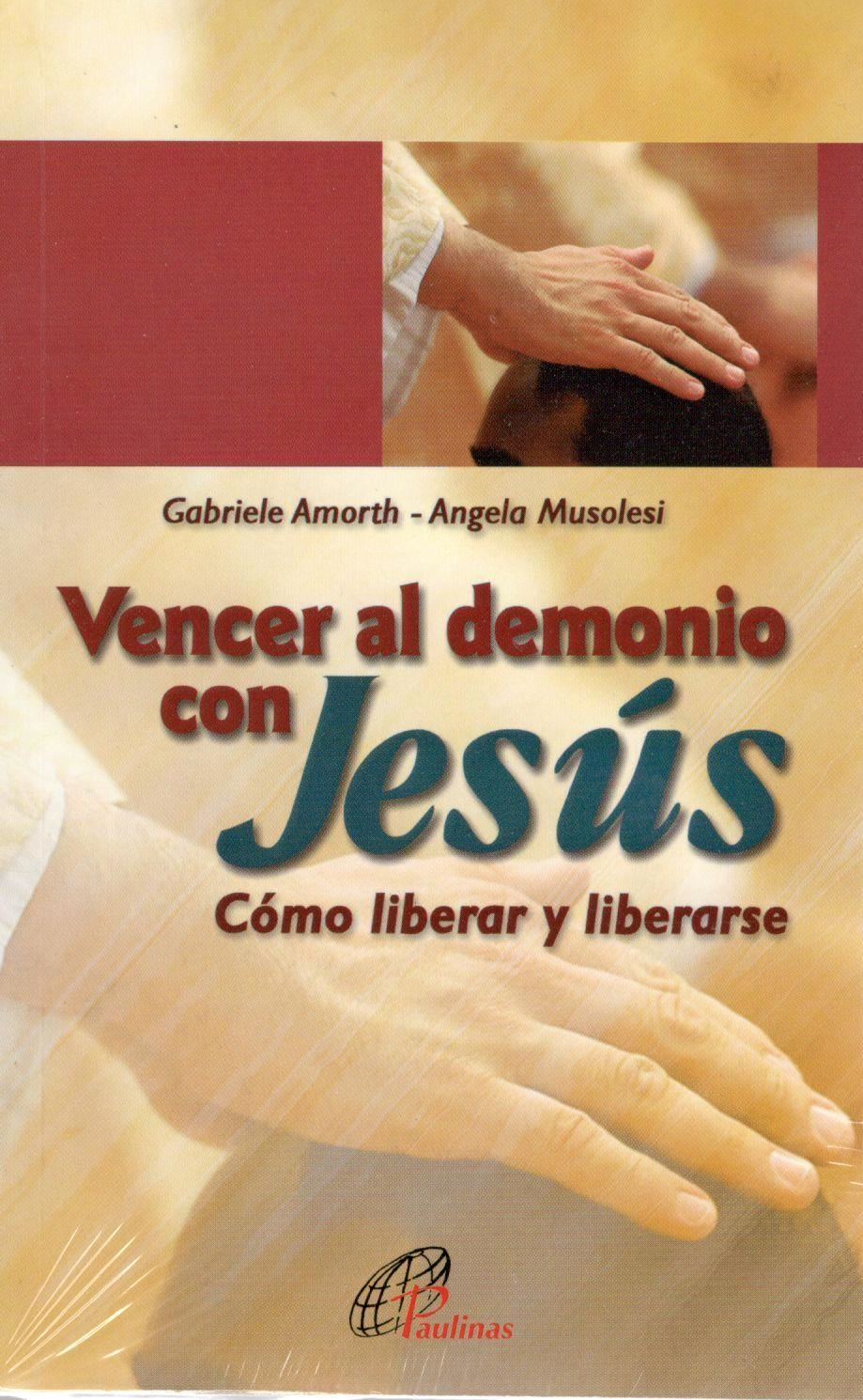 VENCER AL DEMONIO CON JESUS