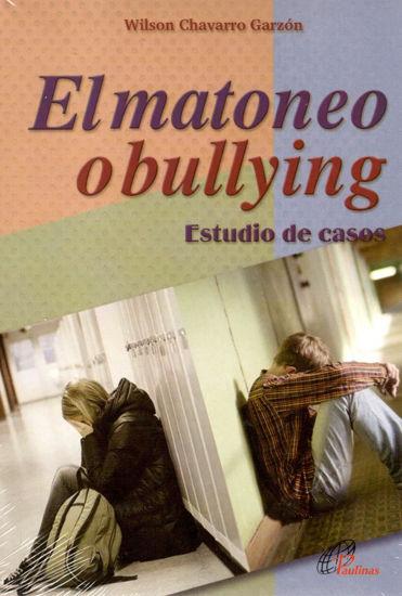 MATONEO O BULLYING