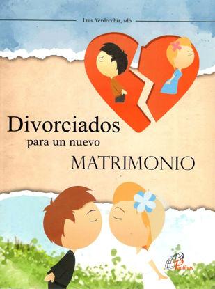 DIVORCIADOS PARA UN NUEVO MATRIMONIO