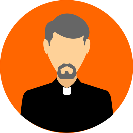 Cuadro para la categoría Camisas Clericales