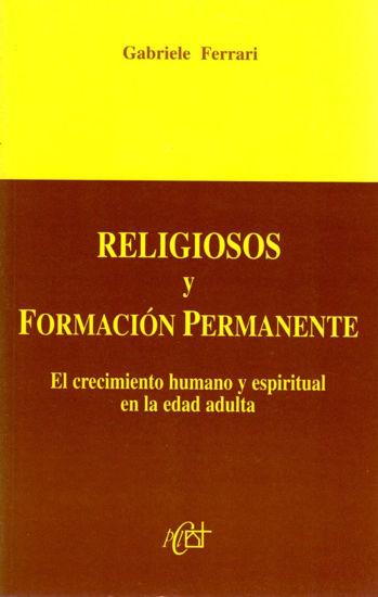 RELIGIOSOS Y FORMACION PERMANENTE #18