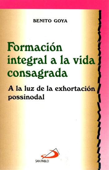 FORMACION INTEGRAL A LA VIDA CONSAGRADA #18