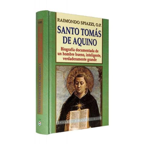 SANTO TOMAS DE AQUINO (EDIBESA) #100