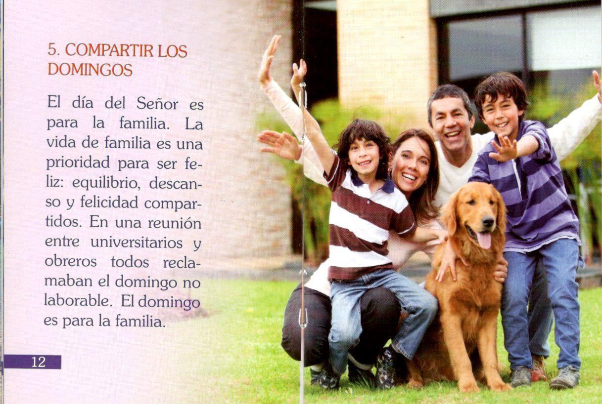 DECALOGO DE LA FELICIDAD (PAULINAS PERU)