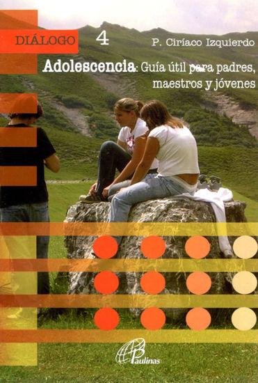 ADOLESCENCIA GUIA UTIL PARA PADRES MAESTROS Y JOVENES