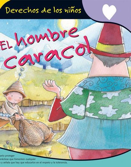 HOMBRE CARACOL