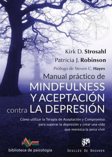 MANUAL PRACTICO DE MINDFULNEES Y ACEPTACION CONTRA LA DEPRESION (DESCLEE)