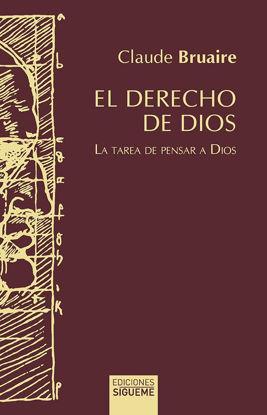DERECHO DE DIOS #118 (SIGUEME)