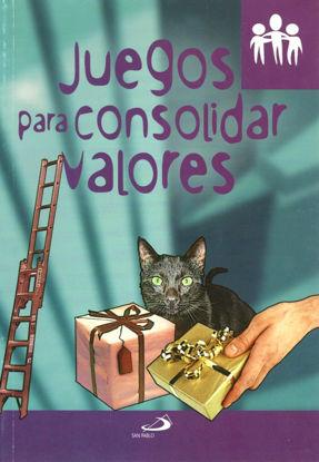 JUEGOS PARA CONSOLIDAR VALORES