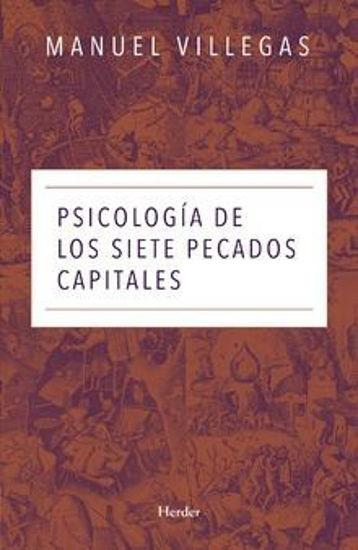 PSICOLOGIA DE LOS SIETE PECADOS CAPITALES (HERDER)