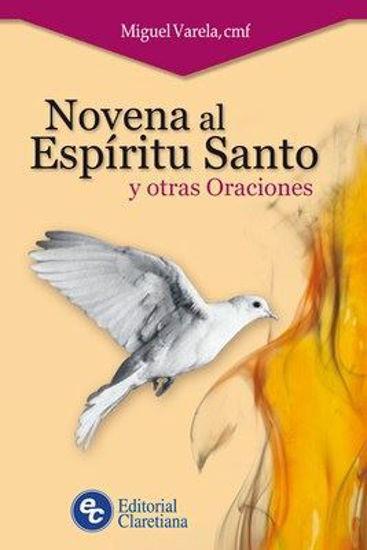 NOVENA AL ESPIRITU SANTO Y OTRAS ORACIONES
