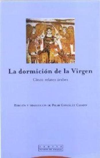 DORMICION DE LA VIRGEN