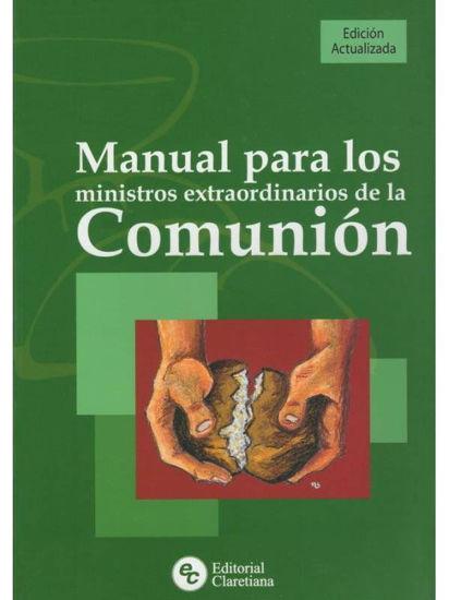 MANUAL PARA LOS MINISTROS EXTRAORDINARIO