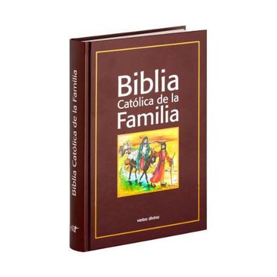 BIBLIA CATOLICA DE LA FAMILIA (TAPA DURA)