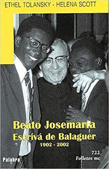 BEATO JOSEMARIA ESCRIVA DE BALAGUER #722