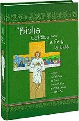 BIBLIA CATOLICA PARA LA FE Y LA VIDA (VD) TAPA DURA