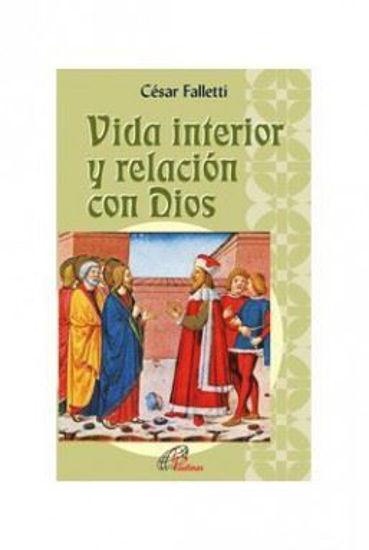 VIDA INTERIOR Y RELACION CON DIOS