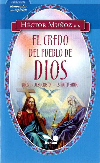 CREDO DEL PUEBLO  DE DIOS (BONUM) LIBRERIA PAULINAS