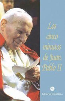CINCO MINUTOS DE JUAN PABLO II - libreria Paulinas