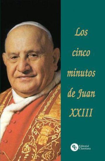CINCO MINUTOS DE JUAN XXIII - libreria Paulinas
