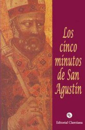 CINCO MINUTOS DE SAN AGUSTIN - libreria Paulinas