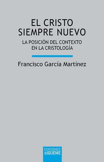 CRISTO SIEMPRE NUEVO #102 (SIGUEME) LIBRERIA PAULINAS