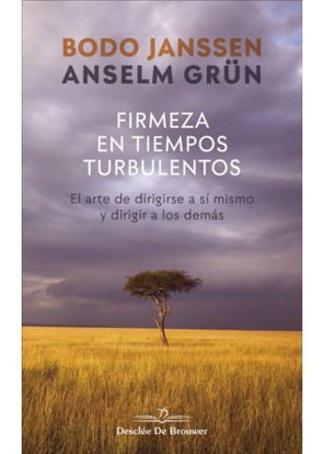 FIRMEZA EN TIEMPOS TURBULENTOS (DESCLEE) - LIBRERIA-PAULINAS