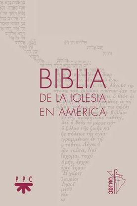 BIBLIA DE LA IGLESIA EN AMERICA-LIBRERIA PAULINAS