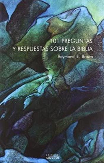 101 PREGUNTAS Y RESPUESTAS SOBRE LA BIBLIA-LIBRERIA PAULINAS