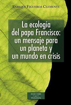 ECOLOGIA DEL PAPA FRANCISCO UN MENSAJE PARA UN PLANETA Y UN MUNDO EN CRISIS-LIBRERIA PAULINAS